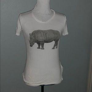 Forever21 Rhino Tee